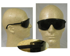 Uvex #S1369 Astro 3000 Safety Eyewear w/ Smoke Lens