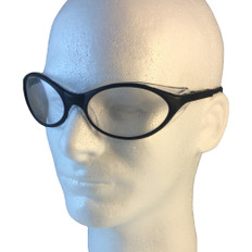 Uvex #S1600 Bandit Safety Eyewear w/ Clear Lens