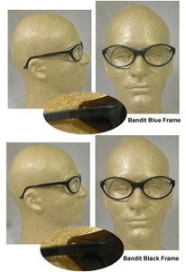 Uvex #S1600 Bandit Safety Eyewear w/ Clear Lens
