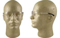 Pyramex #S2510SN Mini Ztek Safety Eyewear w/ Clear Lens