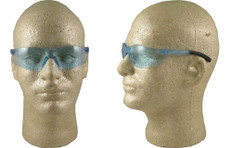 Pyramex #S2560SN Mini Ztek Safety Eyewear w/ Light Blue Lens