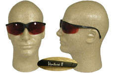 Pyramex #SB18355 Venture II Safety Eyewear w/ Copper Lens