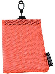 "Open Mesh Glove Guard End 5"" x 8"" Blaze Orange"