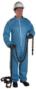 Posiwear FR Flame Resistant Suit w/ Hood, Elastic Wrists and Ankles (25 per case), Size 2XL