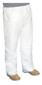 Promax Pants with snap front, Elastic Waist (50 ct)