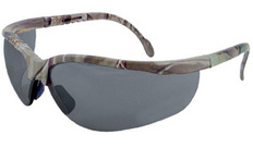 Radians #JR4H60ID Radians Realtree Safety Eyewear w/ Silver Mirror Lens