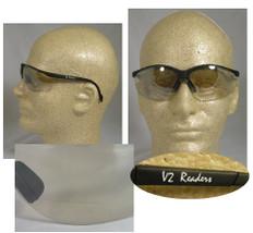 Pyramex #SB1880R15 Venture II Readers Safety Eyewear w/ 1.5 Indoor Outdoor Lens