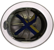 Aluminum Safety Helmet Ratchet Replacement Liner