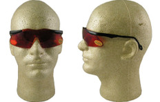 Smith and Wesson #4846 Mini Magnum Safety Eyewear w/ Copper Lens