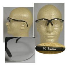 Pyramex #SB1810R10 Venture II Readers Safety Eyewear w/ 1.0 Clear Lens
