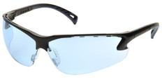 Pyramex #SB5760D Venture III Safety Eyewear w/ Light Blue Lens