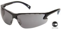 Pyramex #SB5720DT Venture III Safety Eyewear w/ Fog Free Smoke Lens
