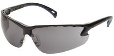 Pyramex #SB5720D Venture III Safety Eyewear w/ Smoke Lens