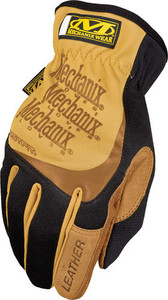 Mechanix DuraHide Leather Fast Fit Gloves