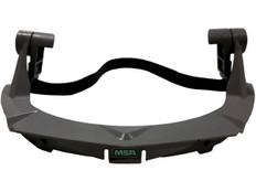 MSA #10116627 Safety Helmet Full Brim Universal Adapter