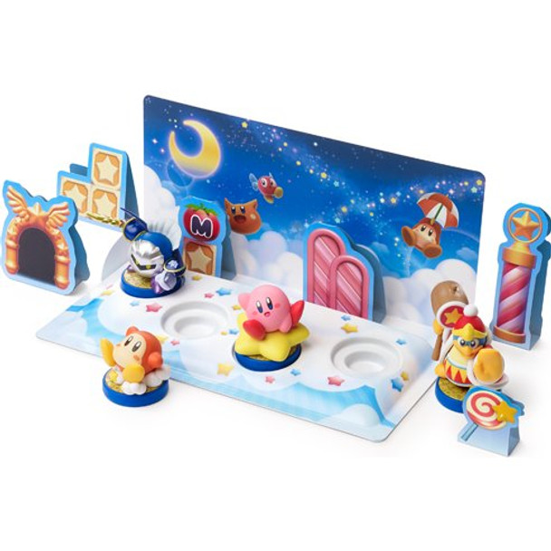 Diorama Kit for amiibo Kirby Series Nintendo Wii U