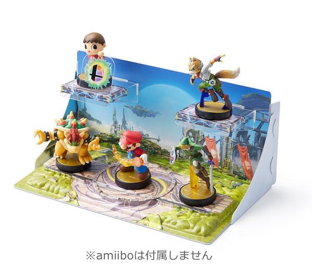 Diorama Kit for amiibo Super Smash Bros. Nintendo Wii U