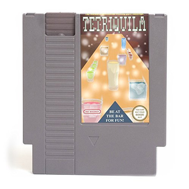 CONCEALABLE ENTERTAINMENT FLASK - TETRAQUILA