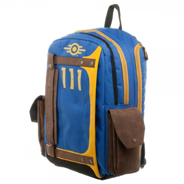 Fallout Vault Tec Suit Up 111 Armored Backpack