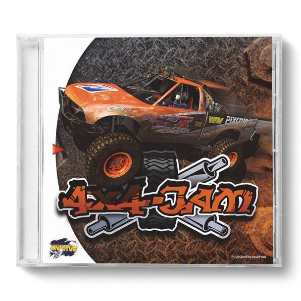 4x4 Jam [USA VERSION]  [Independent Dreamcast Game]