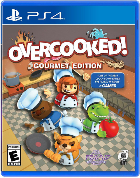 Overcooked [PlayStation 4] [USA]