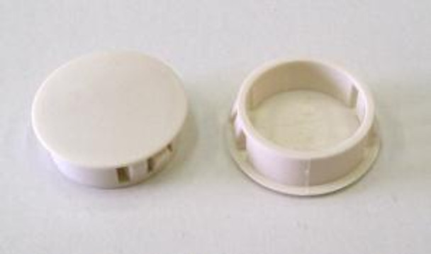 Qanba 30mm plug white