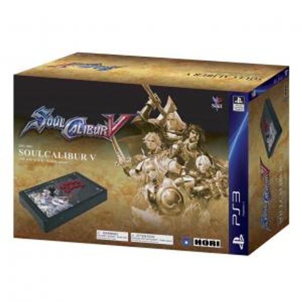 Hori Soul Calibur V Limited Edition stick ps3