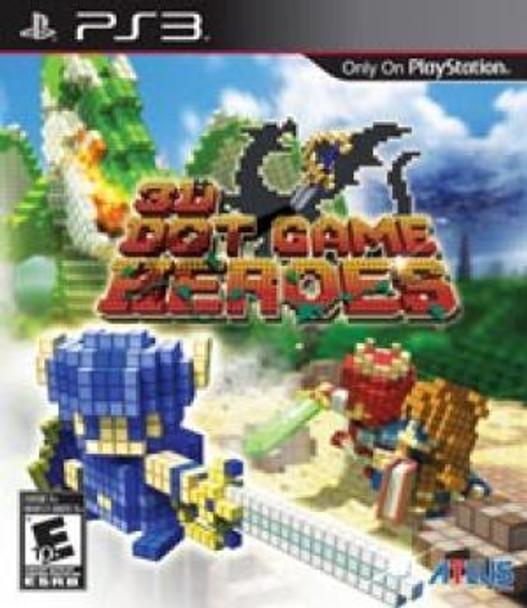 3 Dot Game Heroes