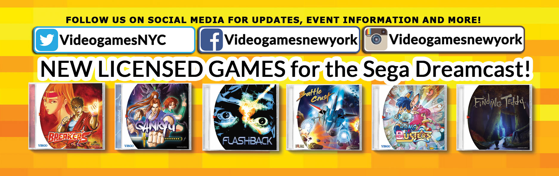 Les jeux Joshprod 2018, les différentes news - Page 9 Dreamcast-banner-top