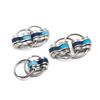 Ninny Pack - Blue (split rings)