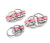 Ninny Pack - Pink (split rings)