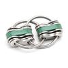 Noah Jumbo - Green (Split Rings)
