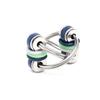Stephie - 12's (Split Rings)