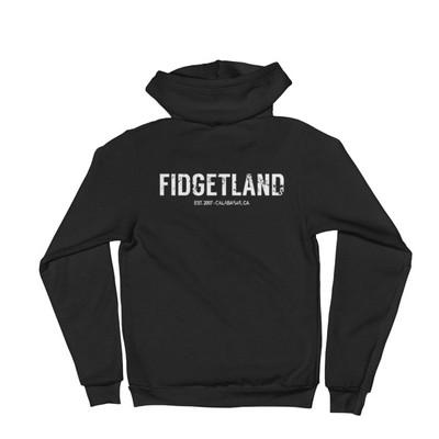 Fidgetland Hoodie (American Apparel)
