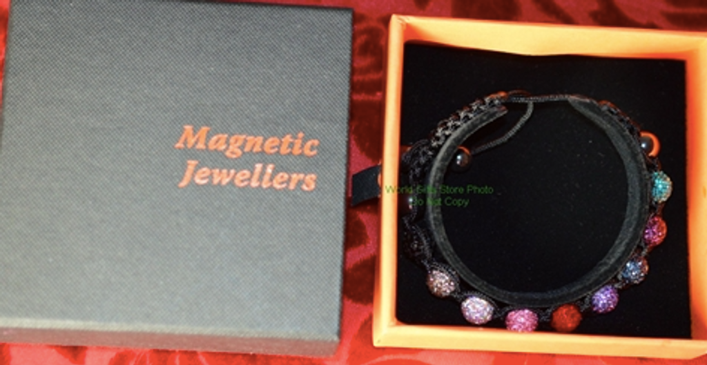 Colour Crystal Bracelet