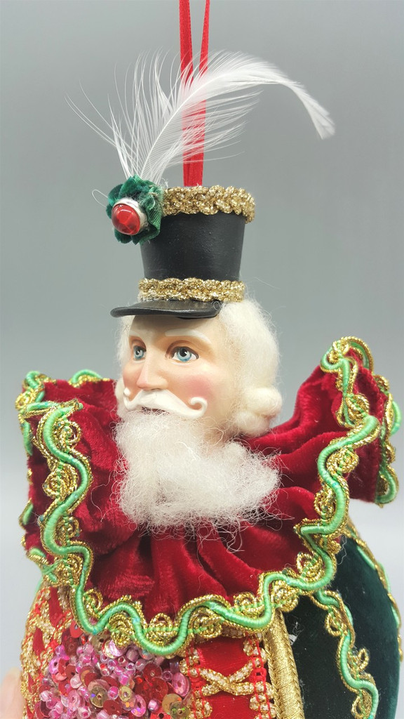 Katherine's Collection Nutcracker Bauble