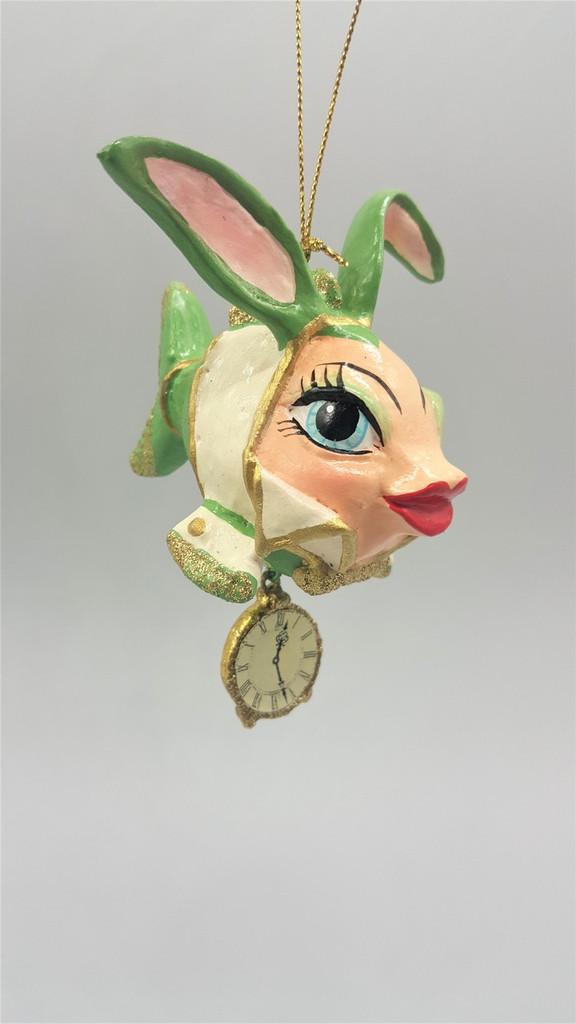 Alice In Wonderland Kissing Fish 2017 Decoration