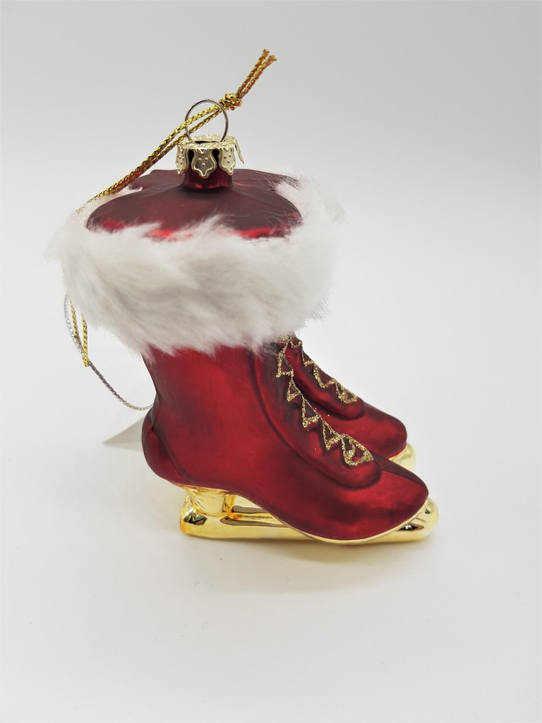 Katherine's Collection 2018 Ice Skating Boots Decoration