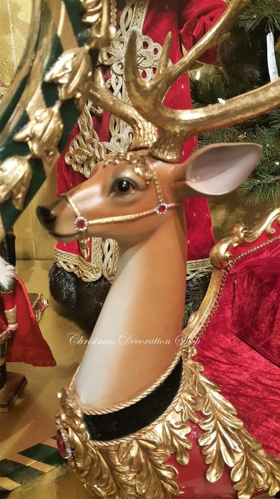 Goodwill 2018 Classic Deer Sleigh 71CM