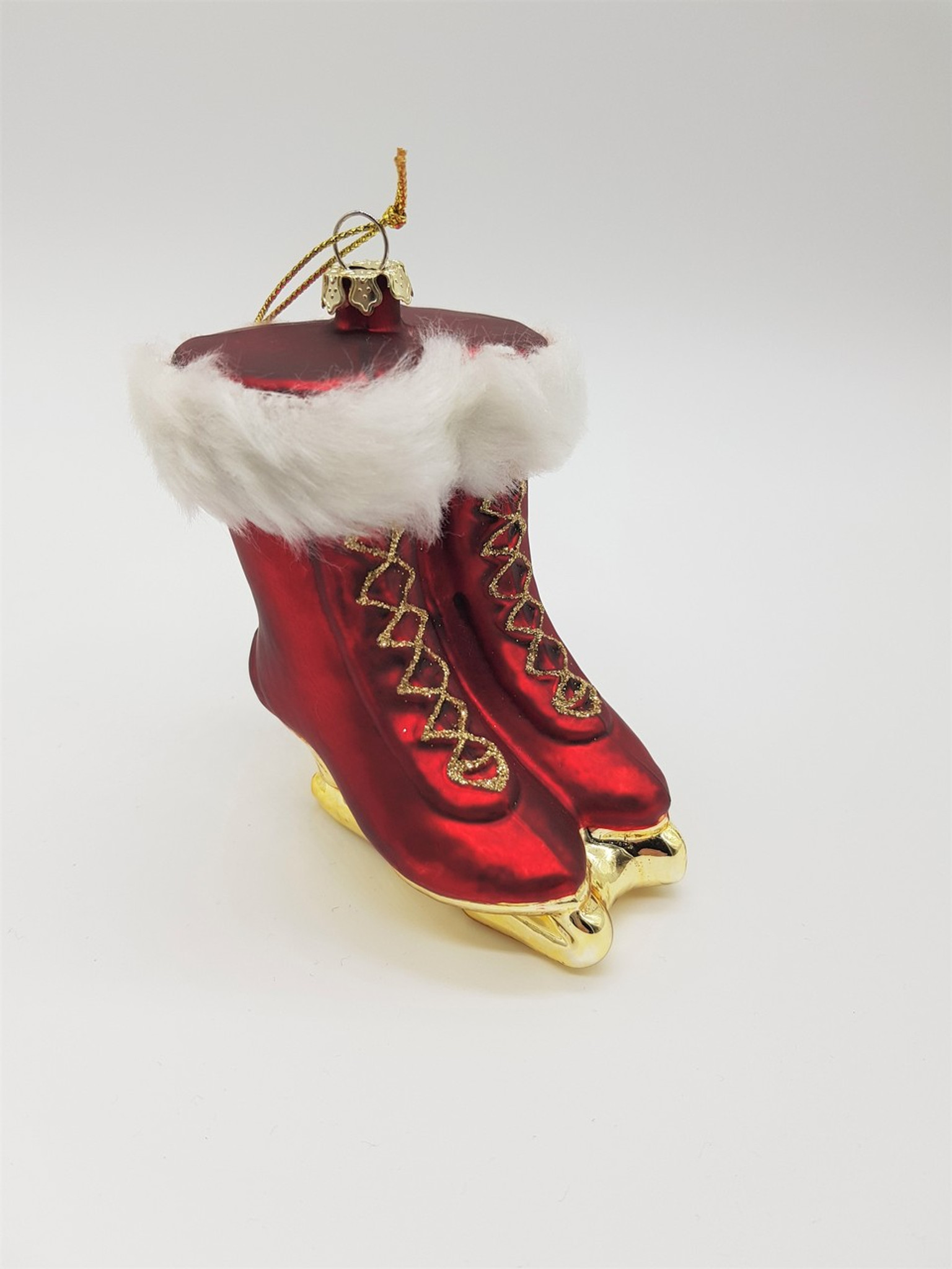Katherine\'s Collection Tartan Tradition Ice Skating Boots