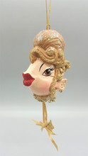 Cinderella Kissing Fish Ornament Decoration