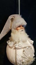 Katherine's Collection Snow Queen Santa
