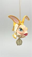 Alice In Wonderland Kissing Fish Decoration 2017