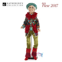 Iris apfel Theme Doll Display