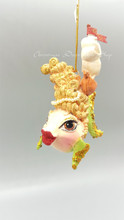 Kissing Fish Ship Tree Decoration