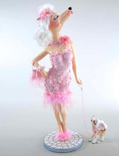 Katherine's Collection Fifi Goes To Paris Display Doll 32""