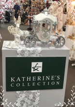 Katherine's Collection 2018 Winter Wonderland Carriage