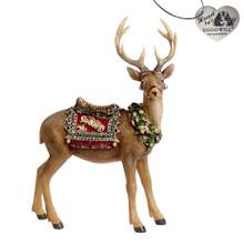 Goodwill Classic Reindeer Display
