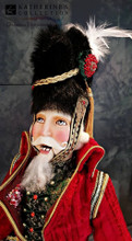 Katherine's Collection Nutcracker Doll