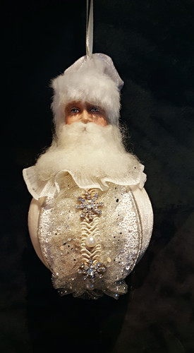 Katherine's Collection Santa Christmas Tree Bauble